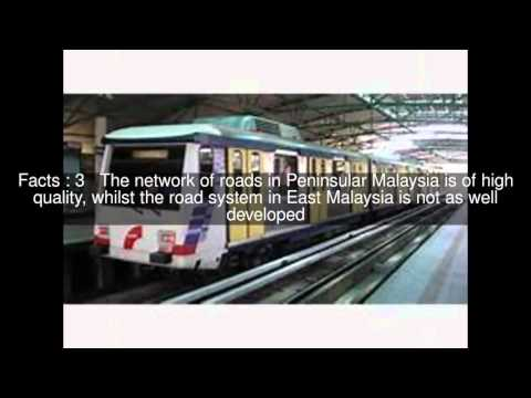 Transport in Malaysia Top  #6 Facts