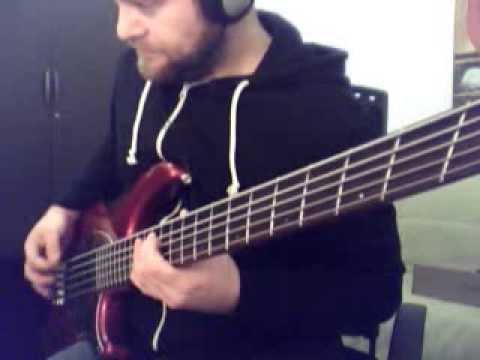 Rational Gaze | Meshuggah Bass Cover | Dingwall Combustion 5