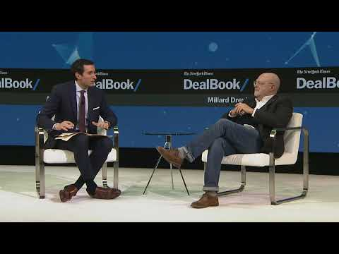 DealBook 2017: Life Lessons and the Ever-Changing World of R