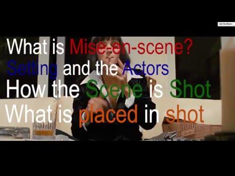 Mise-en-scene analysis of Pulp Fiction