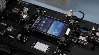 MMI Automated Mobile Phone Tester