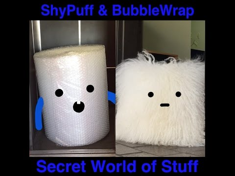 The B-wrap & ShyPuff Collection