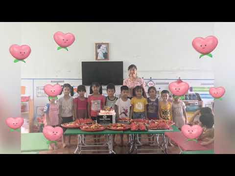 nội thất lớp mẫu giáo