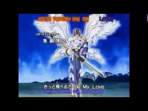 Digimon OP (Uchida Aya Cover)
