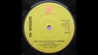 The Intruders ~ Win Place or Show (Tom Moulton Mix)