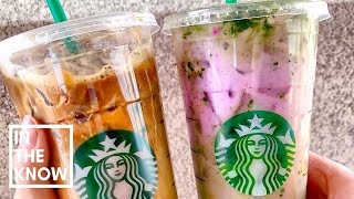 5 Must-Haves from Starbucks' Secret Menu
