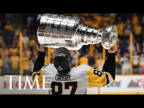 President Trump Hosts The Pittsburgh Penguins At The White House After Stanley Cup Win | TIME