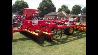 More pics from the 2013 Royal Norfolk Show. (Including the new Vaderstad Tempo drill)