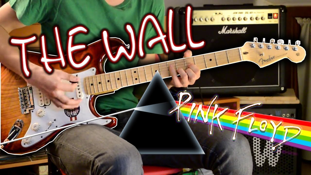 pink floyd another brick in the wall part ii with loop