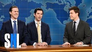 Weekend Update: Eric and Donald Trump Jr. - SNL