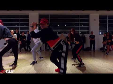 Sean Paul, J Balvin - Contra La Pared   Dance Choreography @Bizzyboom