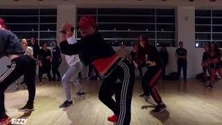 Sean Paul, J Balvin - Contra La Pared | Dance Choreography @Bizzyboom