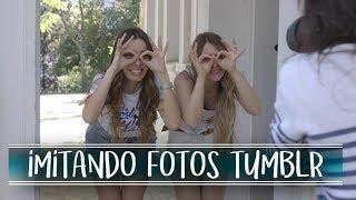 Lizy P e Inma Serrano imitan fotos de Tumblr