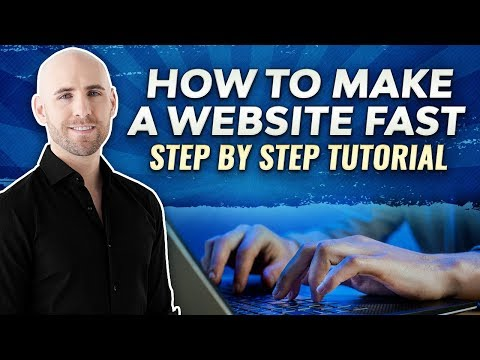 How To Make A Website From Scratch (Simple, Step-By-Step Tutorial) thumbnail