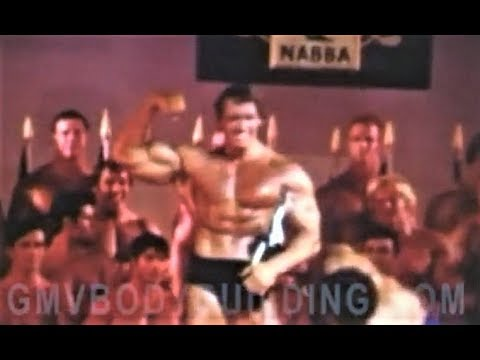 1970 & 1971 NABBA MR. UNIVERSE from GMV Bodybuilding