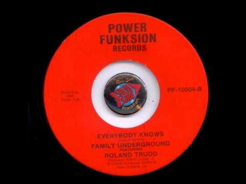 Family Underground   Everybody knows, Power Funksion