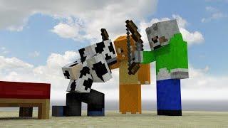 Bed Wars: Bow Down (Minecraft Minigame)