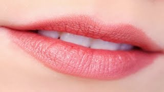 How to Make Pink Lips Naturally  - Lighten Dark Lips - Black Lips to Pink Lips