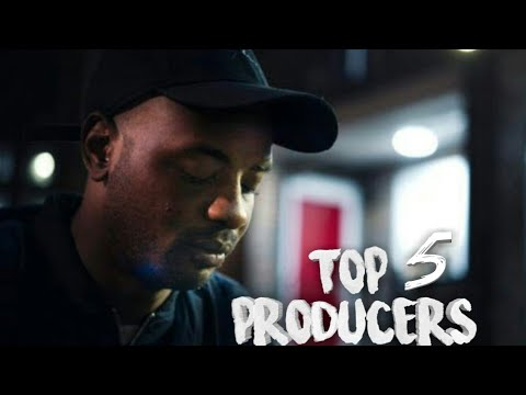 TOP 5 UK DRILL PRODUCERS OF 2017
