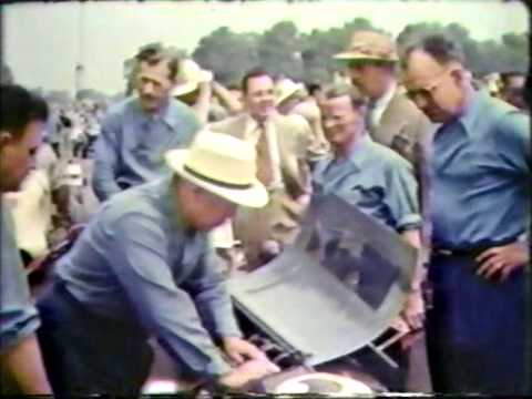 1941 Indianapolis 500 in COLOR!
