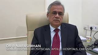 The Unprecedented Crisis and Way Forward - Series 6 by  Dr. R. Narasimhan, Pulmonogist