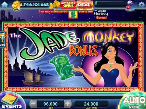 Jade Monkey Casino Game