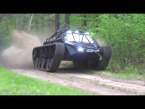Howe & Howe Technologies - Ripsaw EV2 FB1 Luxury Super Tank [1080p]