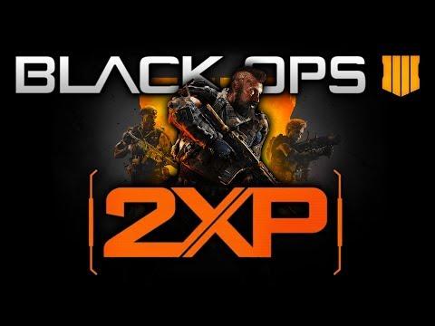 2XP PRE ORDER BONUS - Call of Duty BLACK OPS 4