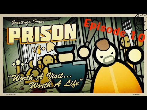 Prison Architect: S1EP10 - Prison Labour