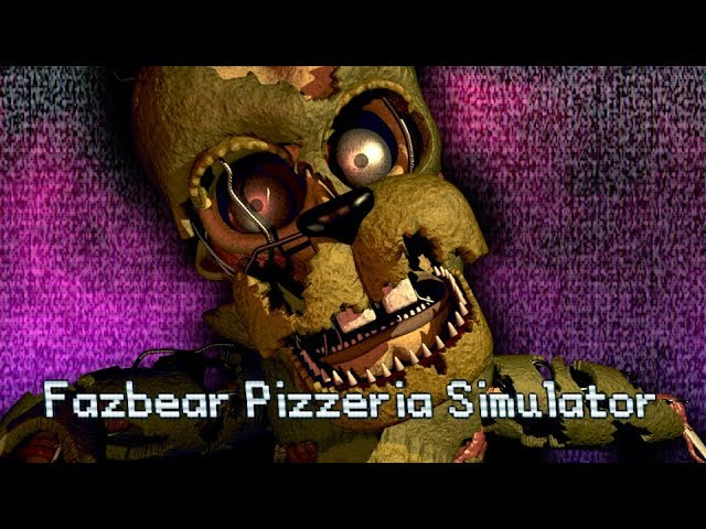 How to Play Freddy Fazbear's Pizzeria Simulator (FNAF6) With No
