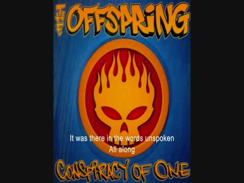 The Offspring - All along