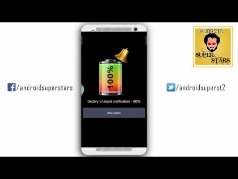 BEST BATTERY ALARM APPLICATION FOR ANDROID