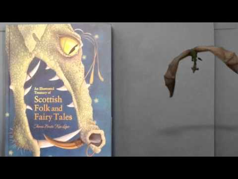 Trailer for An Illustrated Treasury of Scottish Folk and Fairy Tales