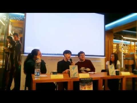 Presentación de Jagannath, de Karin Tidbeck. Con Sofía Rhei y Noemí Risco.