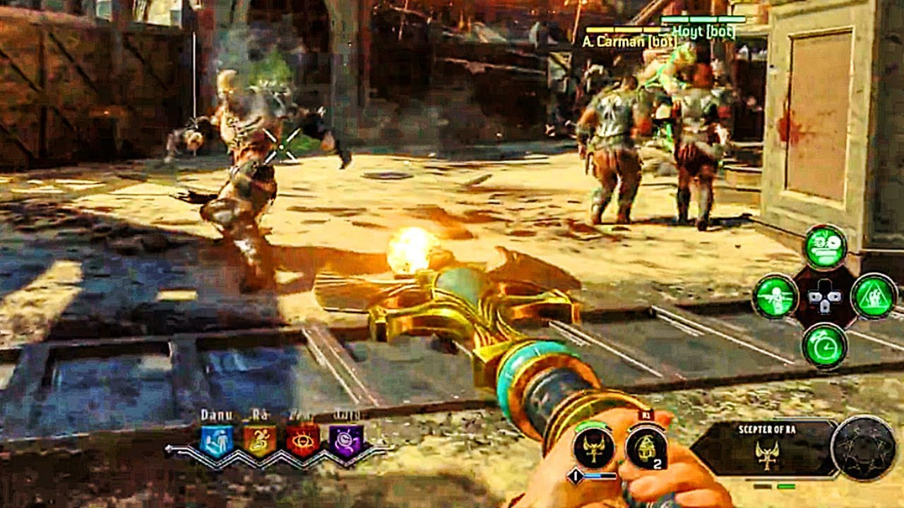 CALL OF DUTY BLACK OPS 4 Zombies IX Gameplay Walkthrough [1080p HD 60FPS PS4] - No Commentary