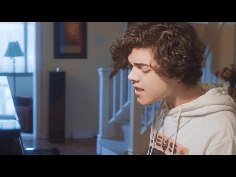 Ariana Grande - break up with your girlfriend, i'm bored (Cover by Alexander Stewart)