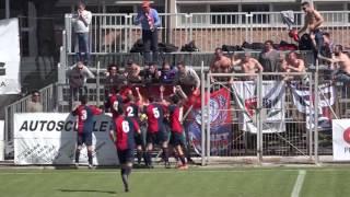 Ponsacco-Sestri Levante 0-3 Serie D Girone E