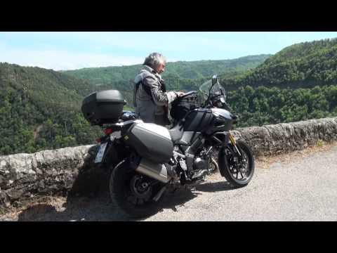 Ardeche, France motorcycle Roadtrip Endurofun Tours - travel tips from ReiseWorld