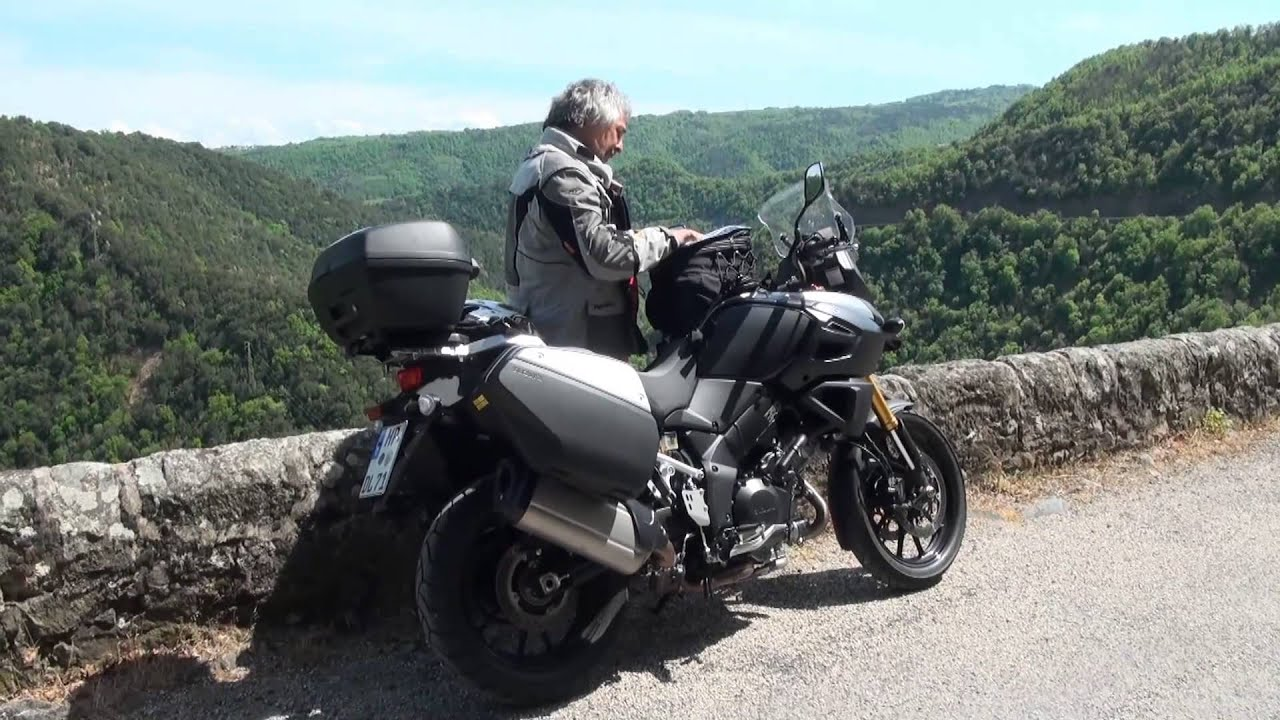 ardeche france motorcycle roadtrip endurofun tours travel tips from reiseworld youtube. Black Bedroom Furniture Sets. Home Design Ideas