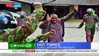 Police brutality in Kenya | Hot Topics | Part 1