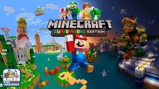 Minecraft: Nintendo Switch Edition - Super Mario Meets Minecraft! (Nintendo Switch Gameplay)