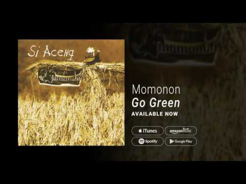 MOMONON - GO GREEN (Official Audio)
