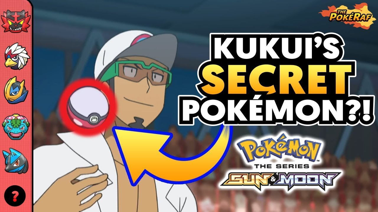 Download KUKUI'S SECRET 6TH POKEMON REVEALED! Tapu Koko?! Pokémon Sun and Moon Episode 142/143/144/145