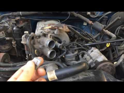 Setting Ignition Timing - EFI Ford 302/5.0 (Bronco & f150 - How To)