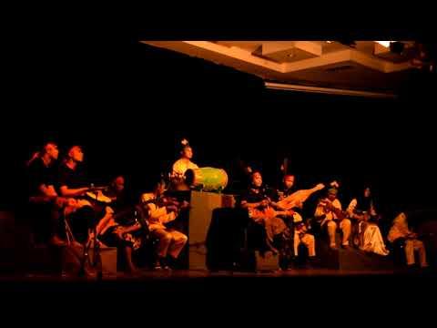 Alat musik Tradisional Kalimantan ( Senandung Borneo )