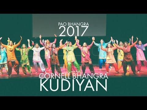 Cornell Bhangra Kudiyan @ Pao Bhangra 2017