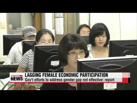 Lack of female economic participation in Korea comes with high social cost: rep