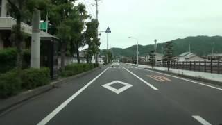 さぬき浜街道 その1 香川県観音寺市→多度津町
