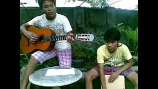 fool again( westlife) by Randy Reyes and Danver