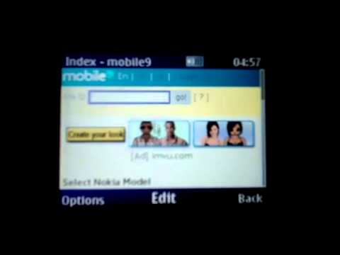 nokia c3 android 3.0 honey comb theme with tutorial ( plus
